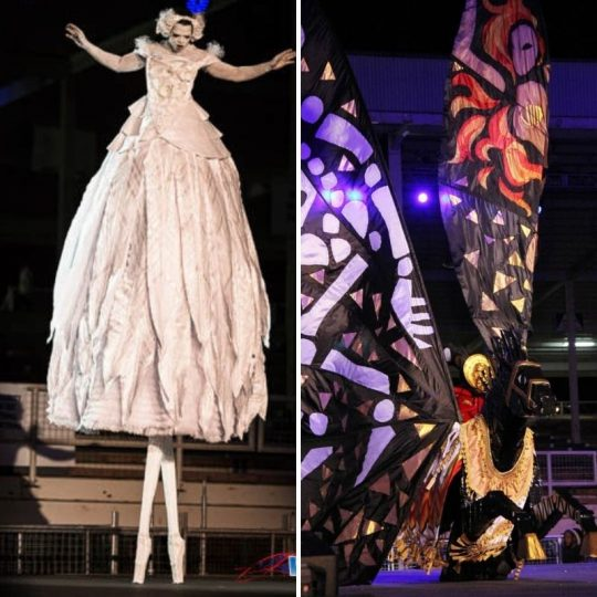 The Dying Swan' and 'Death and the Maiden'