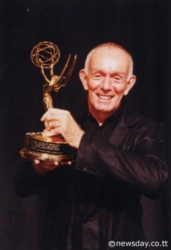 Peter Minshall wins an Emmy Award