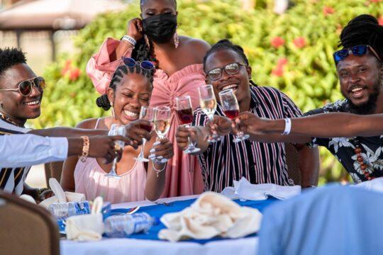 Sunalia Tobago- Resort Brunch
