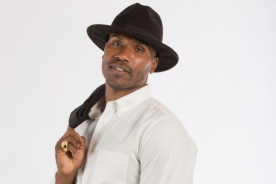 Trini-born Actor Quincy Chad