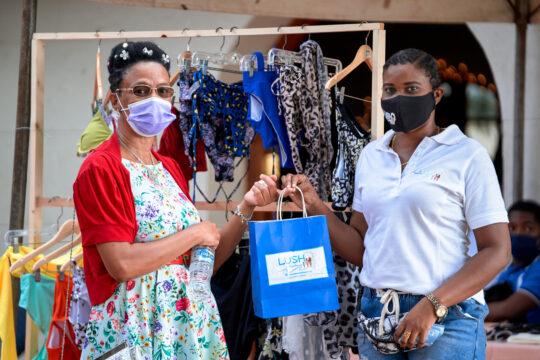 Sunalia Tobago- Pop up Shop