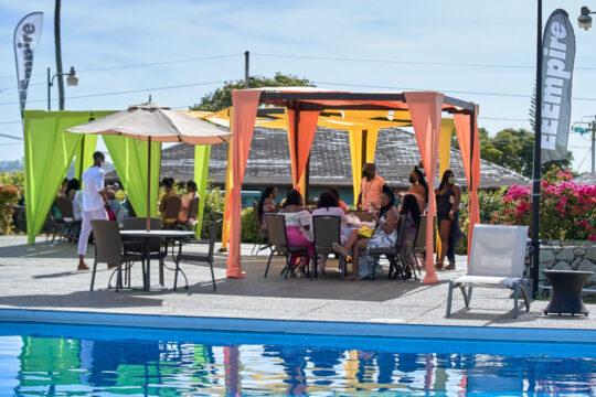Sunalia In Mt Irvine Bay Resort, Tobago