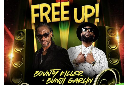 Bounty & Bunji 'Free Up'
