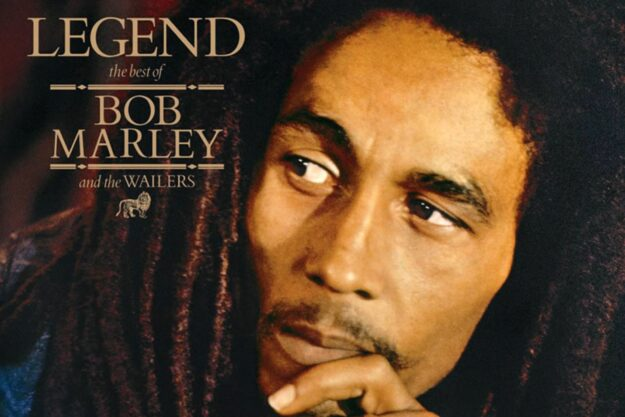 Bob Marley's 'Legends' album