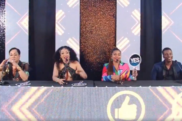 Guyana's Talent Search Judges