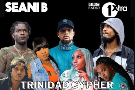 BBC Radio 1Xtra TriniBad Cypher